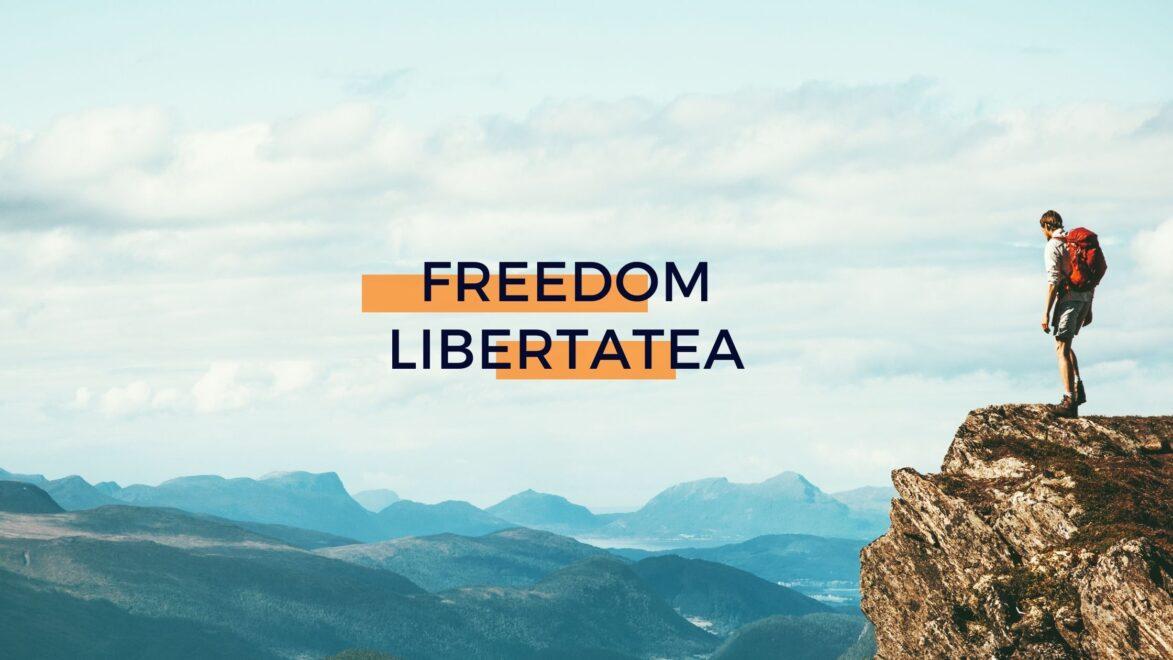 Ce este libertatea?